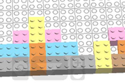 Лего – симметрия (вариант 7)