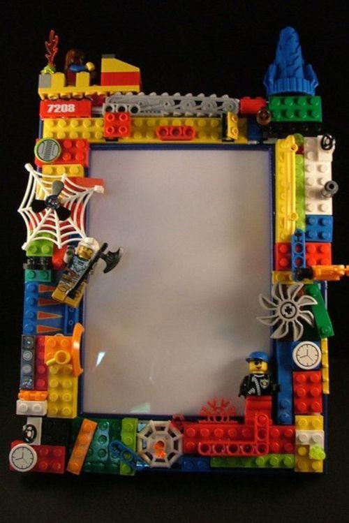 Фоторамка из Lego!
