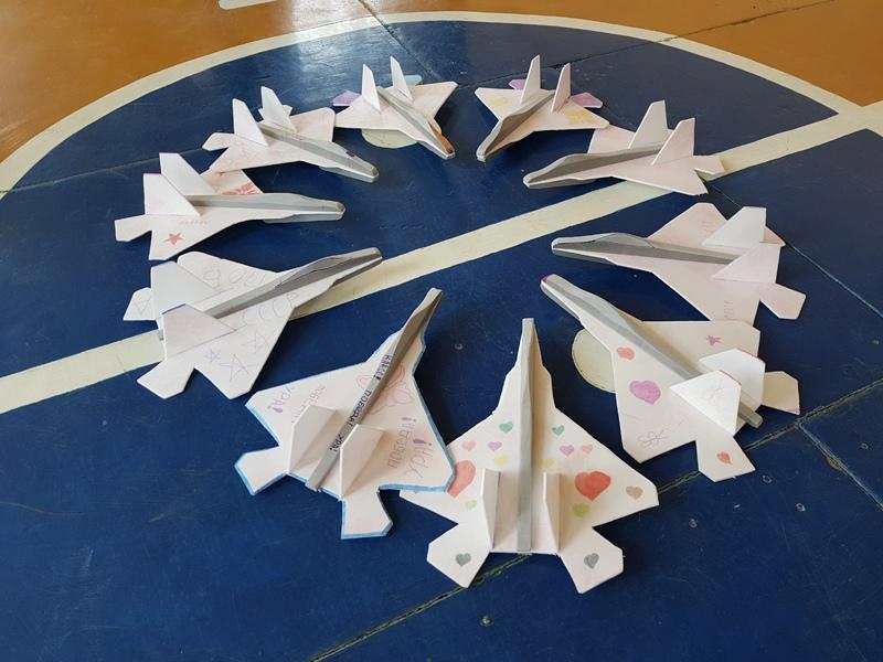 Чтобы помнили! Прими участие в акции памяти «Бессмертная эскадрилья»!