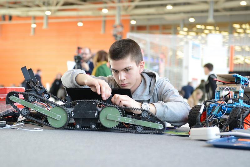 Фестиваль робототехники «Кубок ROBOTIC» приглашает!