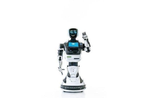 Робот-учитель!