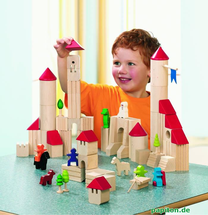Cтроим башню (+ методические материалы)